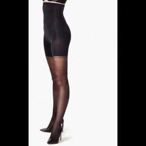 SPANX Accessories - NIB SPANX High Waisted Sheers in Black Size C